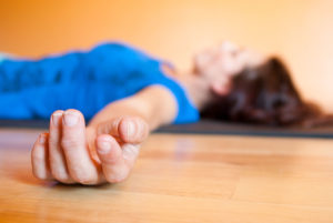 Savasana, Yoga, Yoga Poses to chill you out, Corpse Pose