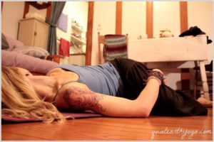 Supta Matsyendrasana, Yoga, Yoga poses to chill you out