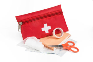 Design First Aid Kit for kids